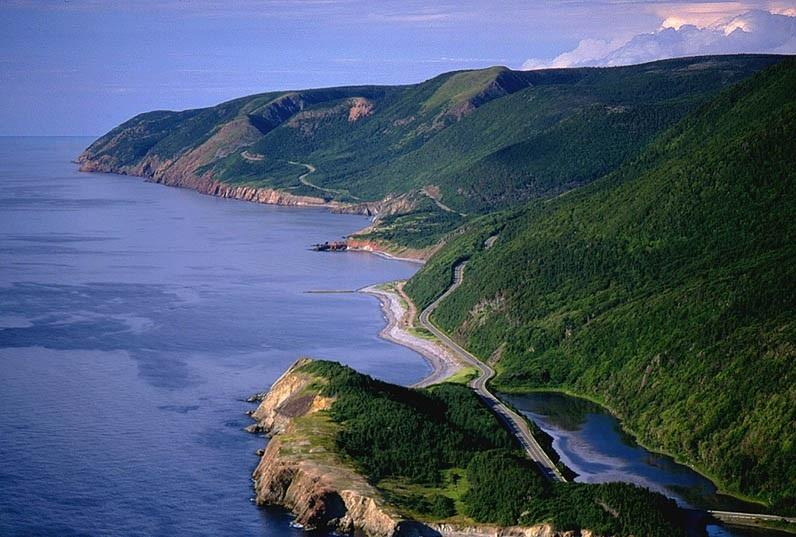 World famous Cabot Trail... yours to discover (15 minutes away).