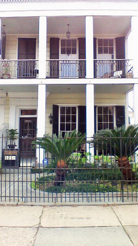 Historic home in the Lower Garden District