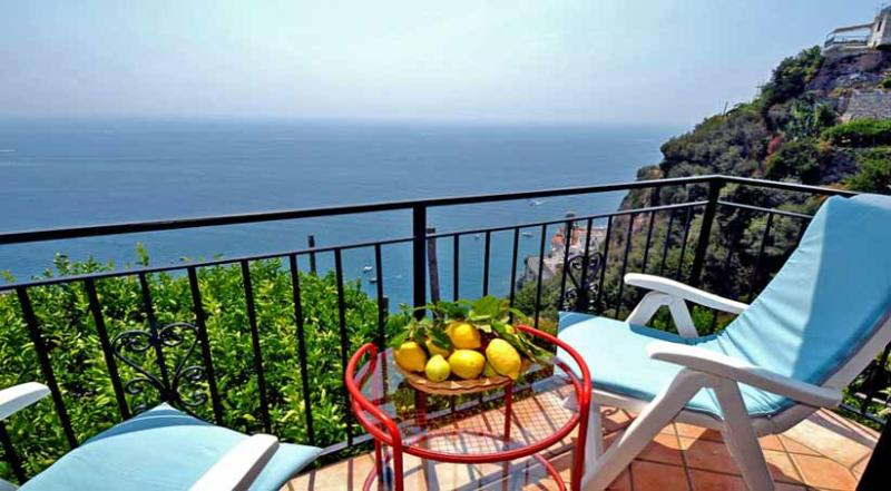 IL POSTINO Castiglione di Ravello - Amalfi Coast – semesterbostad i Ravello