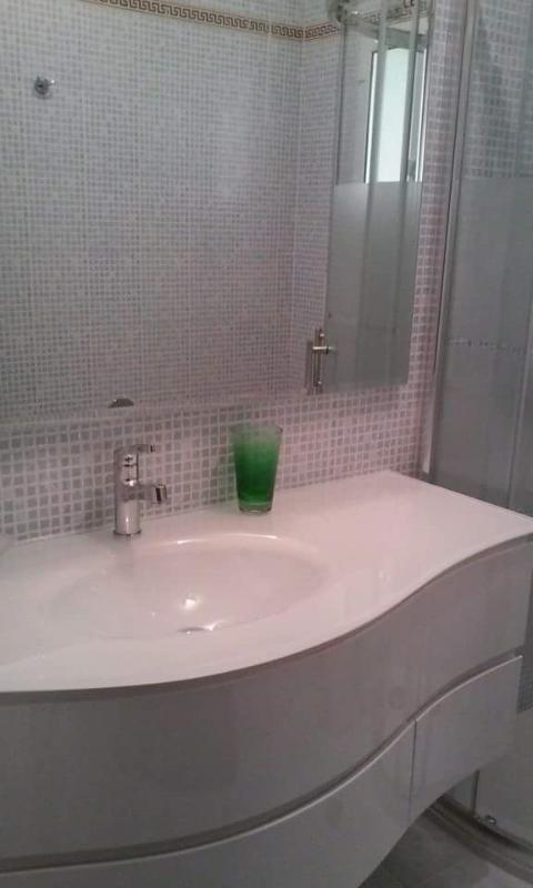 Outro aspecto do banheiro!