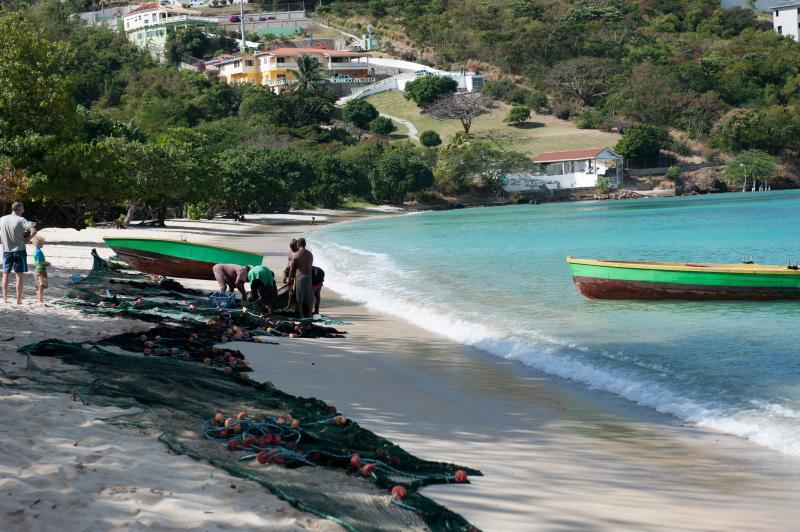 BBC Beach fishermen