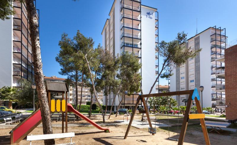 Comunal play area