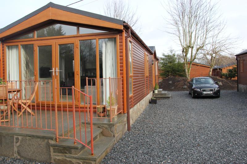 Ardair Lodge, holiday rental in Auchterarder