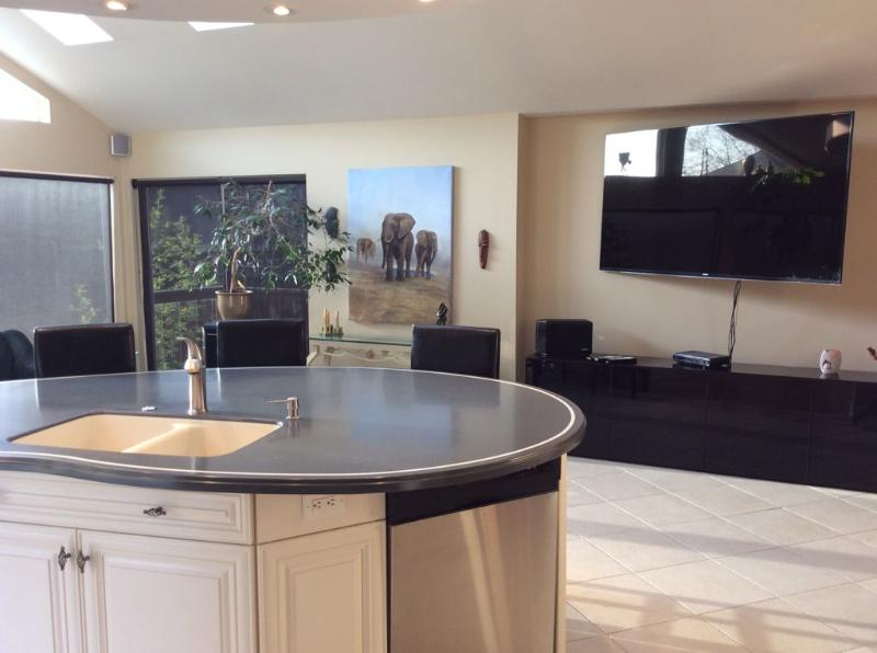 Vancouver / Richmond Executive Suite, vacation rental in Tsawwassen