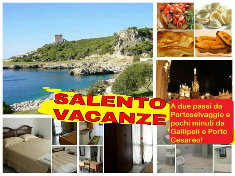 Salento Casa Vacanze Cenate S.Caterina 3, vacation rental in Nardo