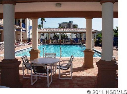 Relax by one of the two luxury pools & spas