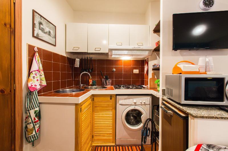 Kitchen Living Room