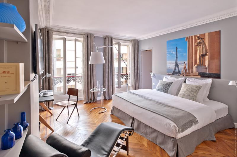 Trocadéro room at My Home For You
