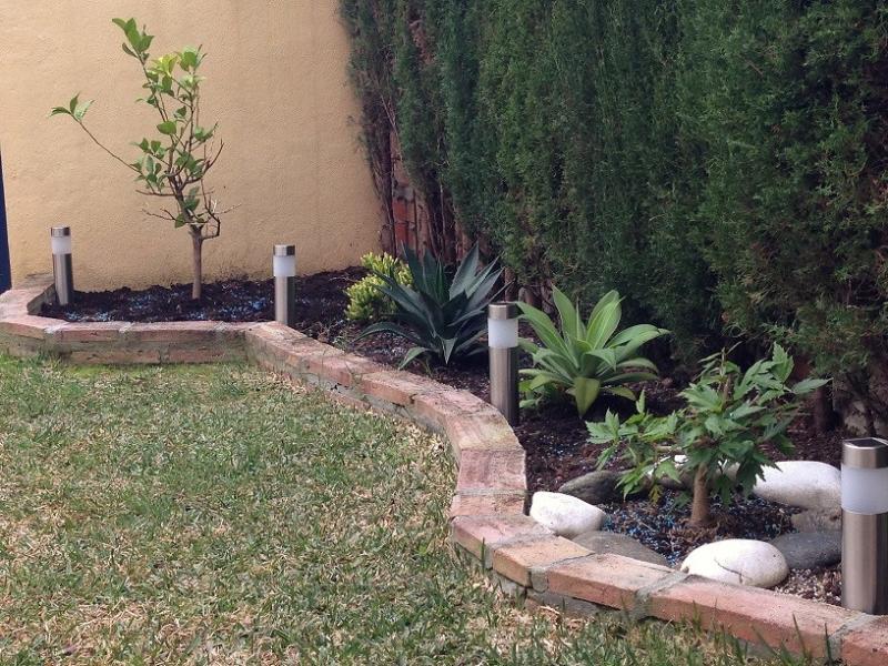 Private Rear Garden Detail