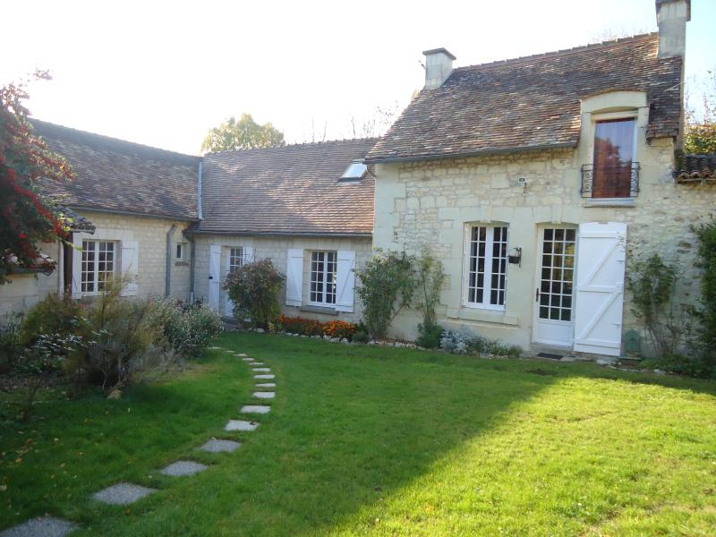 LE REFUGE DU PINAIL, holiday rental in Chauvigny
