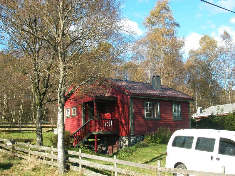 Haugland Gard, holiday rental in Vindafjord Municipality