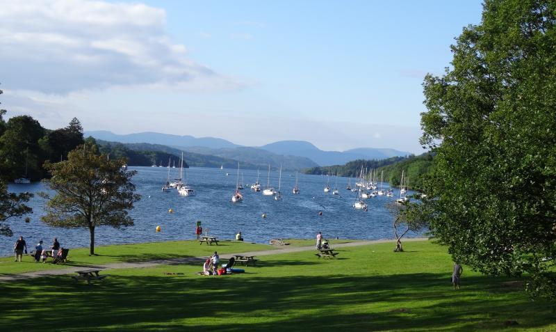 Nearby Fell Foot - swim, sail, play, eat