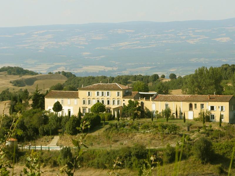 Stylish Artist's Domaine with Large Pool, holiday rental in Villarzel-du-Razes
