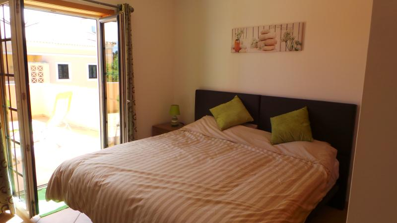 Bedroom - leading to sunny back balcony