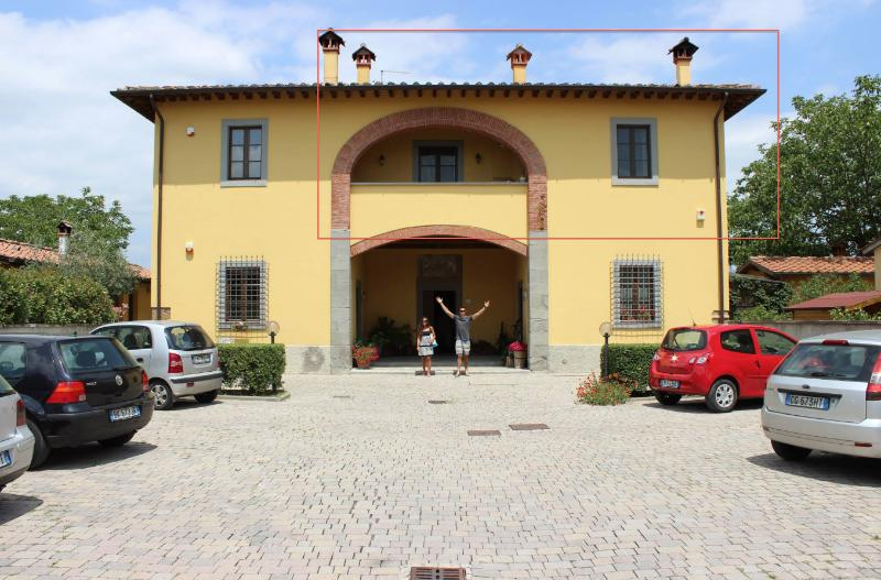 Luxury ex 1800's convent, only weekly., vacation rental in Agliana