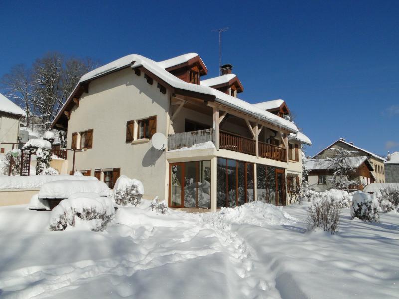 Gite N 1804 Du Haut Jura Avec Spa Et Sauna Classe 3 Epis Aux