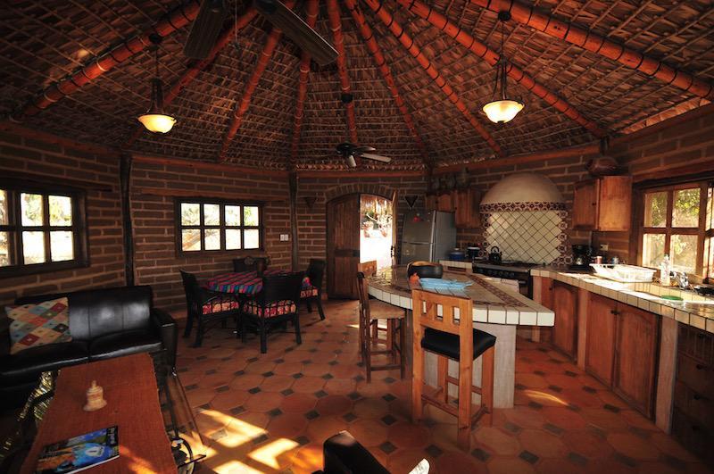 Octagon Kitchen