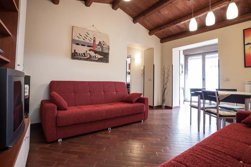 (Casa Leonardo) nel centro storico con terrazza, Ferienwohnung in Palermo