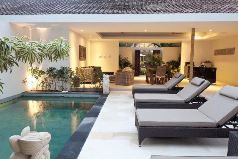 View open style villa