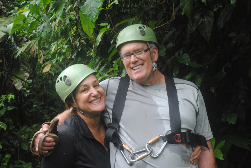 Enjoy zip lining at The World Botanical Gardens, North of Hilo, your eco friendly adventure awaits!