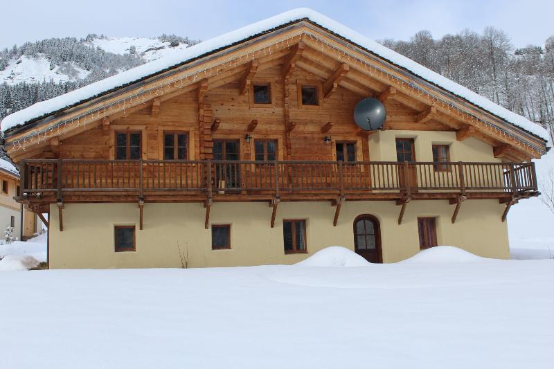 Chalet Very Joly, location de vacances à Hauteluce