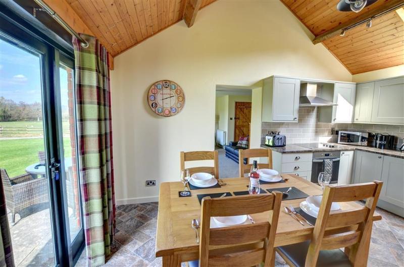 Y Beudy (WAA377), holiday rental in Trefeglwys