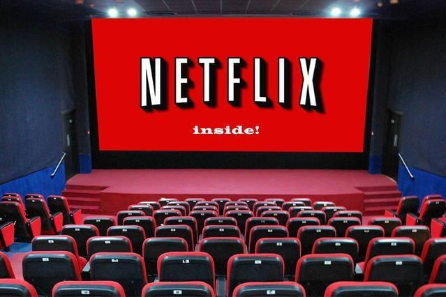 Complimentary Netflix