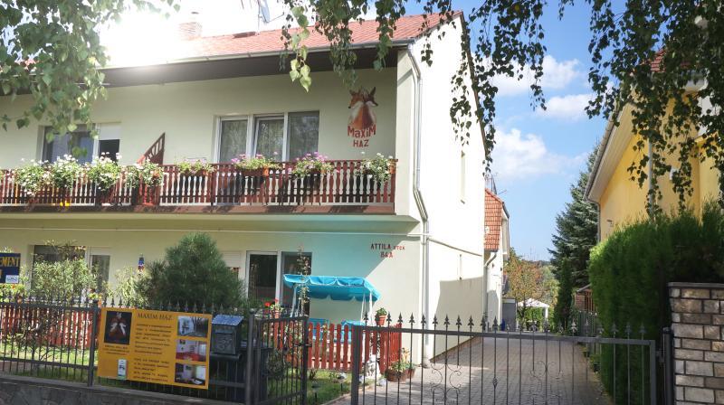 Maxim Ház apartment – semesterbostad i Zala County