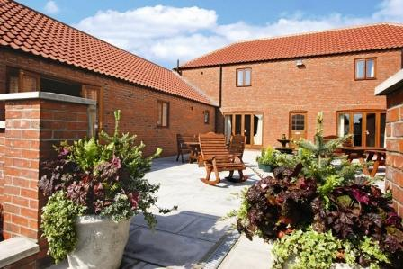 Chestnut Cottage, alquiler de vacaciones en Claythorpe