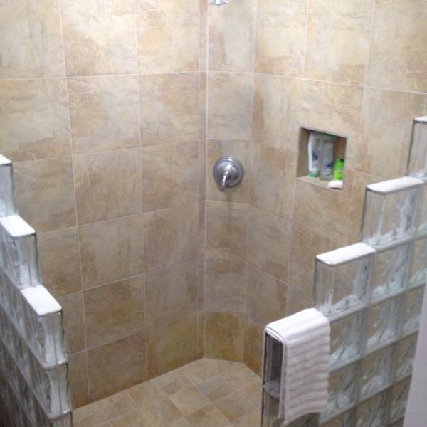 Shower, ensuite with bedroom