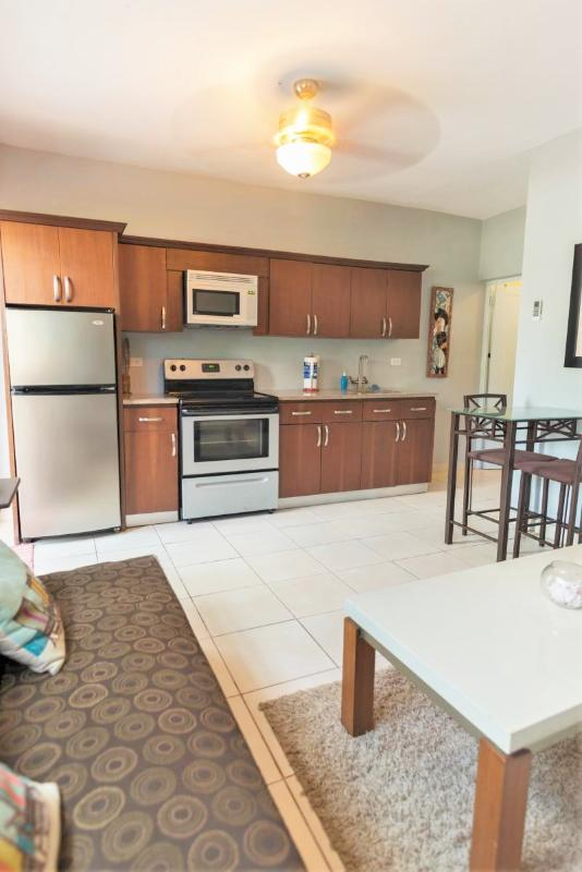 Second Apt, full kitchen with granite counter top