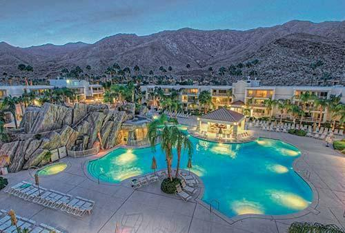 Palm Canyon Resort & Spa -   Memorial Day Week, holiday rental in Palm Springs
