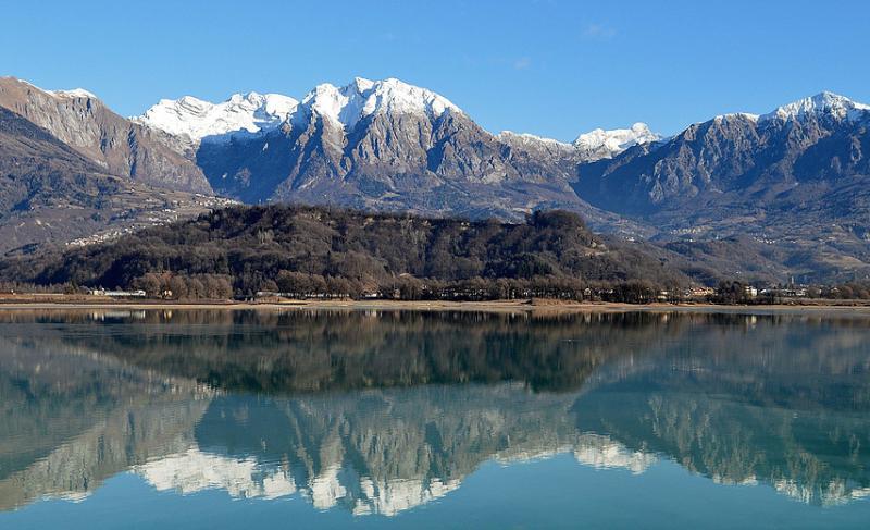 Lago di s. Croce