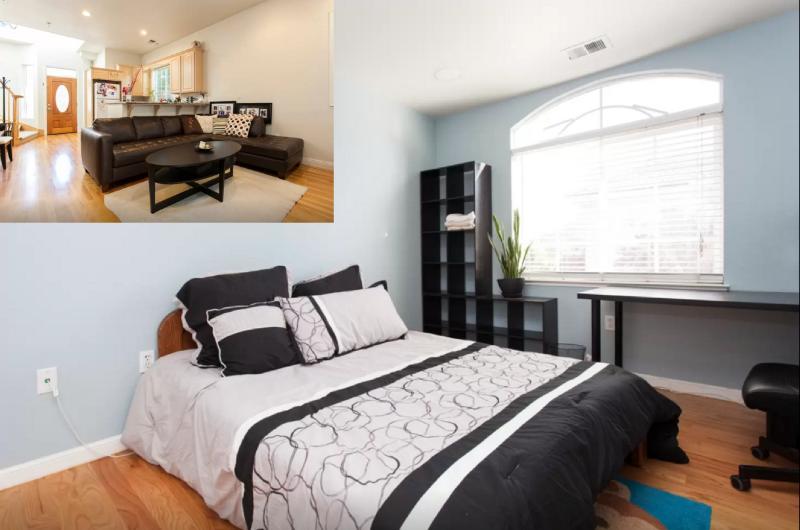 Fantastic & Relaxing Private Room, location de vacances à San Jose