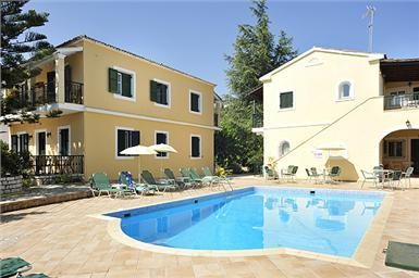 Ariti Apartments, in Kassiopi, Corfu Greece