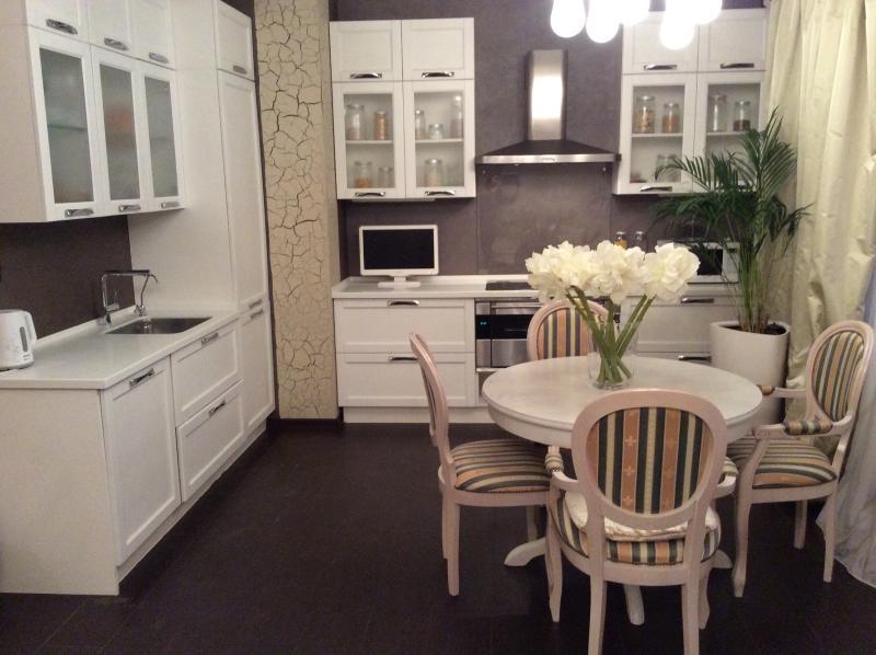 Apartment in Moscow, alquiler vacacional en Zheleznodorozhny
