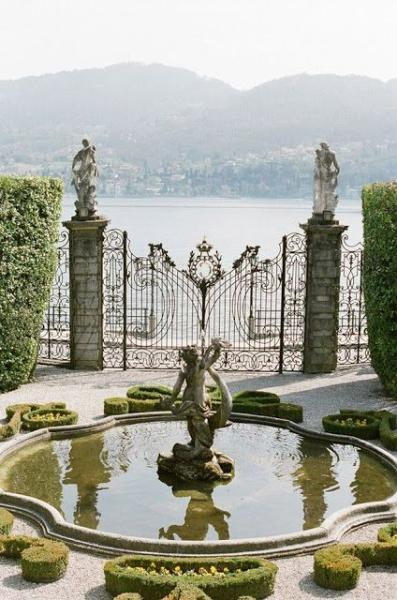 Villa Carlotta (Pinterest)