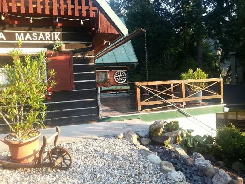 Chata Masarik, vacation rental in Liptovske Revuce