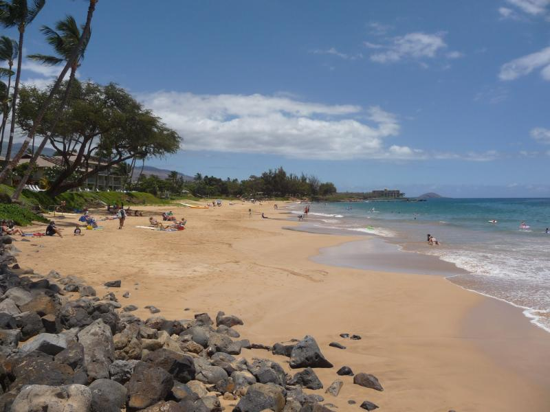 Beautiful Kamaole II beach