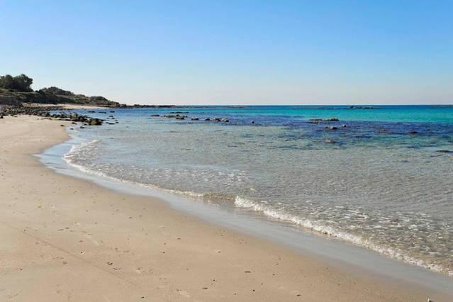 The beautiful, sandy beach is just minutes from your door!
