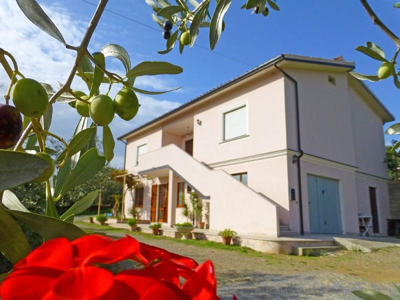 Appartamento in villa, holiday rental in Teulada