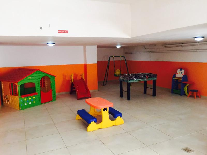 games room area for kids