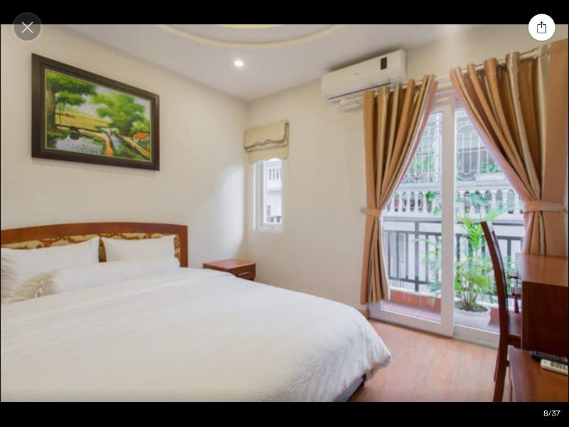 L802 Palmo Serviced Apartment - 1BR, Private balcony, Free laundry, vacation rental in Hanoi