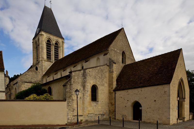 L'église du XII ème siècle