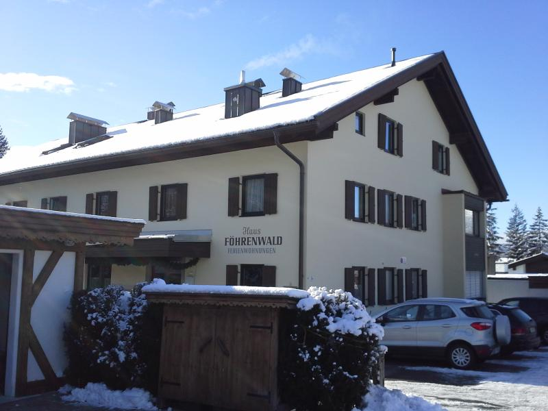 Haus Föhrenwald Ferienwohnung Mundeblick