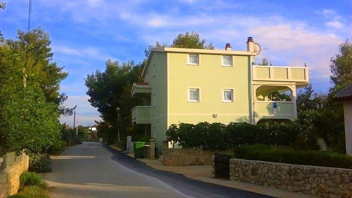 Apartment Lavanda island Vir, Zadar archipelago, alquiler de vacaciones en Vir