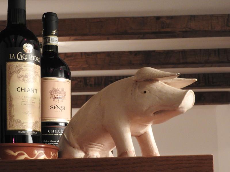 House wine guardian