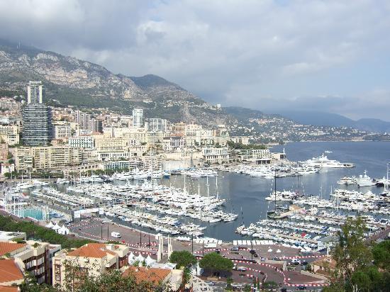 Monaco, a venti minuti da Ventimiglia