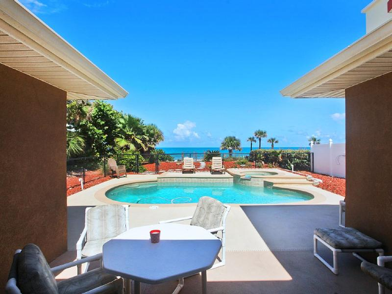 Ocean Front Beach Home with pool/hot tub. 5 Bedrooms, 4 Bath. 2 separate homes. Magnificient views