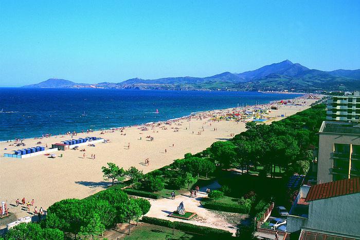 vacances dans le sud de la france, Ferienwohnung in Argeles-sur-Mer